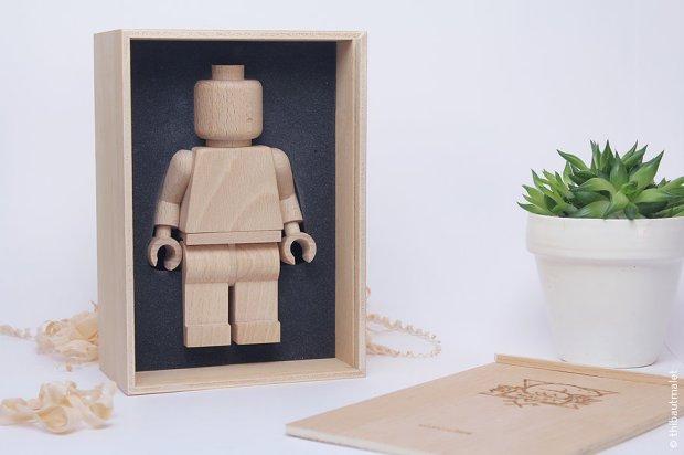 LEGO BONHOMME ART TOY THIBAUT MALET