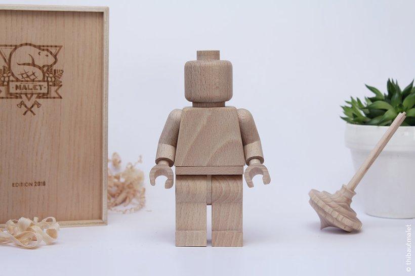 DESIGN LEGO BOIS THIBAUT MALET