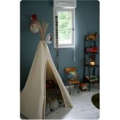 Photo cabane kid tipi