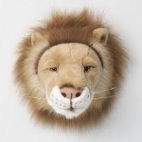 trophée lion cabane kid