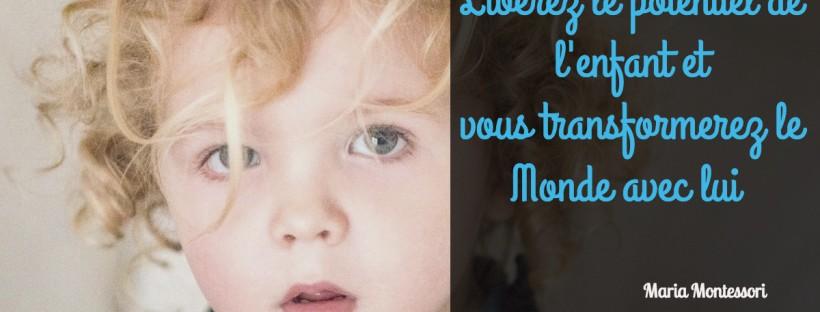 Maria Montessori - Ecole Arbre de Vie